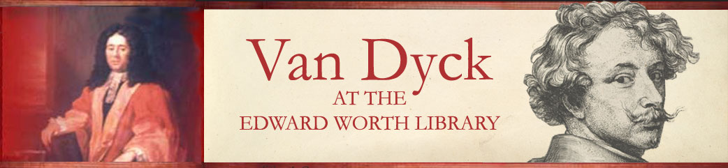 Van Dyck at the Edward Worth Library